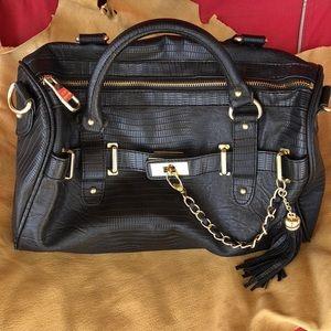 Black Steve Madden Handbag
